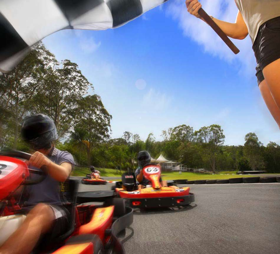 Sunshine Coast Go Carts